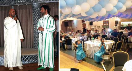 مؤسسة المقابر الإسلامية الخاصة بهولندا تنجح في تنظيم إفطار جماعـي بأوتريخت
