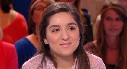 الريفية مريم بورحايل تتلقى دعوة من القصر الملكي بالمغرب والقصر الفرنسي
