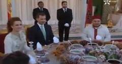 هكذا استقبل الملك محمد السادس ملك إسبانيا فيليبي السادس