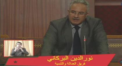 البركاني يناقش موضوع استفادة المهاجرين من قروض السكن مع وزير السكنى