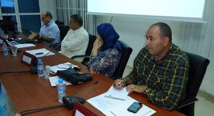 اللجنة الجهوية للمجلس الوطني لحقوق الإنسان بالحسيمة ينظم لقاء حول السينما وحقوق الإنسان باقليم الدريوش