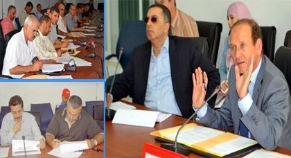 مخطط للتنمية الإقتصادية والإجتماعية للدريوش أبرز ما جاء في دورة استثنائية للمجلس الإقليمي