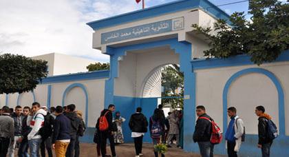مأساة : تلميذ بالناظور يخطفه الموت ساعات قبل رؤية نجاحه في امتحانات الباكالوريا