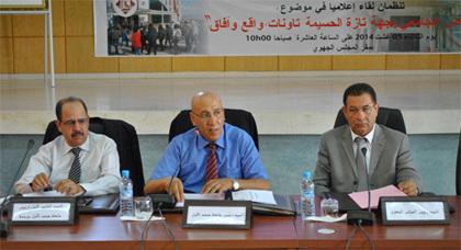 رئيس جامعة محمد الأول يعلن عن برنامج توسيع العرض الجامعي بالجهة