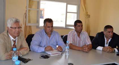 بلدية بني أنصار تعقد دورتها العادية المؤجلة عن شهر يوليوز و تؤجل نقطها الثلاث إلى دورة لاحقة