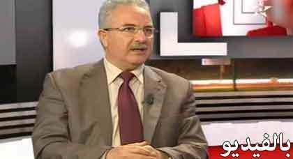 البرلماني نور الدين البركاني يناقش موضوع المهاجرين على القناة الامازيغية