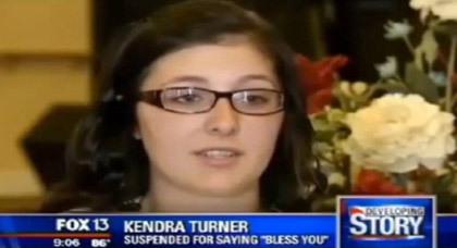 """غريب في أمريكا : معلمة تطرد تلميذتها من القسم حينما قالت لزميلتها """"رحمك الله"""""""
