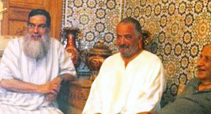 الشيخ محمد الفزازي يدعو من وجدة إلى التوازن في الحياة ويصف الداعشيين بالمجانين