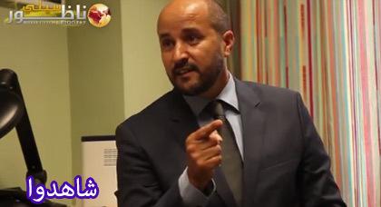 مركوش: فئة من المغاربة بهولندا يمثلوننا بشكل سيء لذا يجب محاربتهم والتبليغ بهم