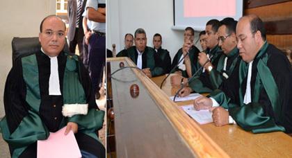 """تنصيب إبن الناظور """"نجيم الملكاوي"""" رئيسا للمحكمة الابتدائية بتاوريرت"""