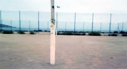 بالفيديو.. شباب من الناظور يطالبون المسؤولين بإصلاح ملاعب القرب بكورنيش الناظور
