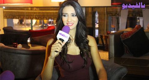 """ملكة جمال العرب المغربية شروق الشلواطي: لن ألبس """"البيكيني"""" وأفتخر بالدارجة المغربية"""
