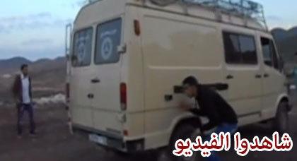 شبان ناظوريُّون يبدعون في تصوير فيلم كوميدي بتاريفيت
