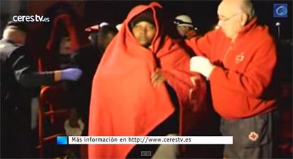 البحرية الإسبانية تنقذ قاربا مطاطيا على متنه 50 مهاجرا مغربيا أغلبهم قاصرين