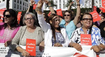 فكر : العالم بحاجة الى قوانين صارمة تحفظ حقوق المرأة