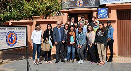 الهجرة والمرأة في عمق أنشطة مؤسسة هولندا لمساعدة العائدين