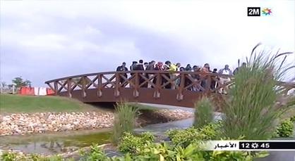 تلاميذ مغاربة مقيمين بألمانيا في زيارة لمدينة الناظور.. على القناة الثانية