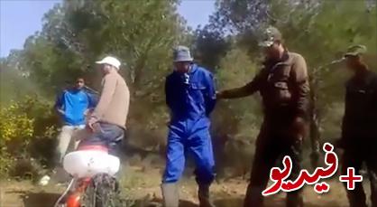"""الجزء الأول من """"قرعننغ ازوران"""".. شباب تزطوطين يبدعون في تصوير فيلم قصير"""