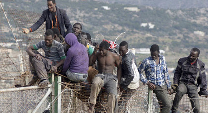 مآسي الهجرة في البحر الأبيض المتوسط على باب قلعة أوروبا الحصينة