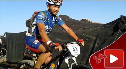 """الدخيسي: استطعنا المشاركة بنجاح في سباقات """"التيتان ديزرت"""" الدولية رغم تبرأ الجامعة منا"""