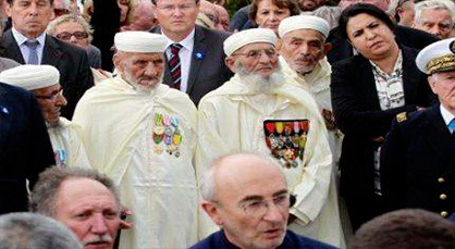 تكريم جنود مغاربة قضوا دفاعا عن حرية هولندا