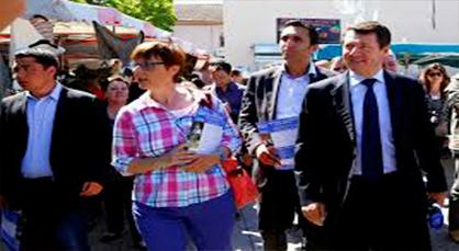 الحزب المتطرف يعود الى كرسي بلدية لوبنتي والجاليات في استنفار
