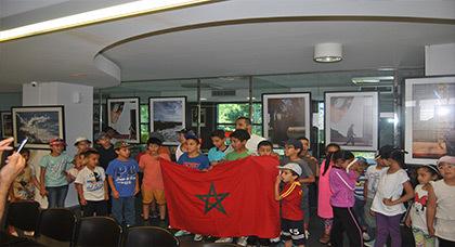 تنظيم خرجة ثقافية لأطفال المدارس بطاراغونا