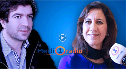 ميدي 1 راديو يستضيف المنشد إسماعيل بلعوش في حوار شيّق يحكي فيه عن تجربته الفنية