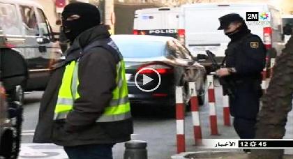 تقرير مفصّل على القناة الثانية حول تفكيك الشبكة الإرهابية الناشطة بالريف