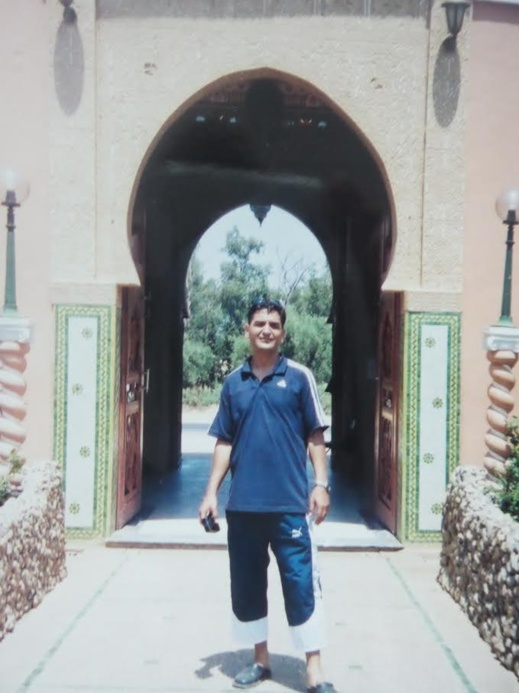 تعزية في وفاة أحد أقارب رشيد زناي