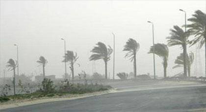 مديرية الارصاد تنذر بعواصف رعدية بكل من الحسيمة،الناظور والدريوش ابتداءا من هذه الليلة