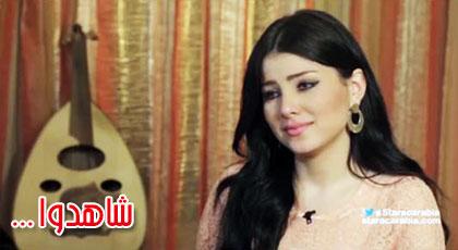 حنان لخضر تبكي في ستار أكاديمي بسبب والدتها وتعترف بأن والدها رفض دخولها عالم الفن