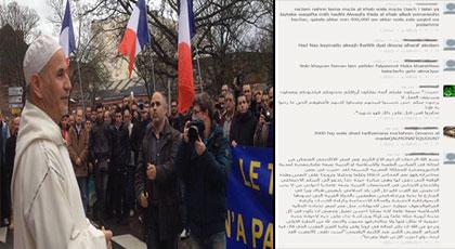 قراء ناظورسيتي: وقفة الإمام لصفر التضامنية بفرنسا لا سند شرعي لها واخرون هي رسالة قوية للمتطرفين