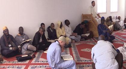 إخضاع مجموعة من الائمة بينهم ريفيون الى تداريب مكثفة للإشراف على مساجد بفرنسا