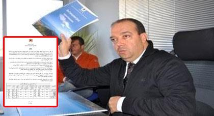 سعيد زارو يرد ببلاغ حول عملية التوظيف بمارتشيكا وهذا هو عدد الناظوريين الذين تقدموا للمباريات