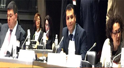 في ندوة دولية بباريس.. غامبو يطالب مجلس أوروبا دعم المغرب لخلق سياسة حدودية مغاربية مشتركة