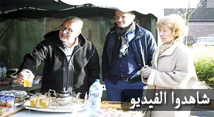 بالفيديو.. مسلمون ومسيحيون ببلجيكا يحتفلون بالمولد النبوي والكريسماس