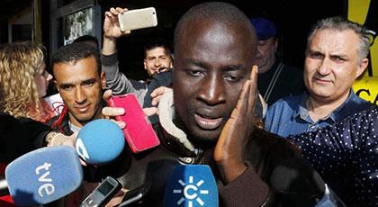 الزهر وما يدير.. إفريقي مر عبر مدينة الناظور إلى إسبانيا بطريقة غير شرعية  فاز ب 400 ألف أورو