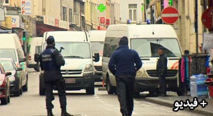 عودة الاعتقالات بحي مولنبيك الذي تقطنه جالية ريفية كبيرة بسبب الإرهاب