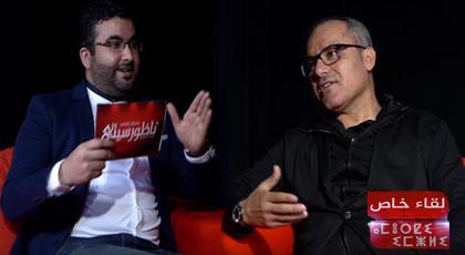 الكاتب والمنتج بوزكو في حوار مثير مع ناظور سيتي : مجتمعنا عنيف والفن لدينا نصف إحترافي