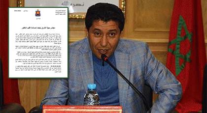 مجلس جهة الشرق يخصص 100 مليون درهم للتدخل عند أي كارثة طبيعية