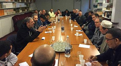 المجلس الإسلامي المغربي باسكندنافيا يناقش الخطة التنفيذية لهذه السنة