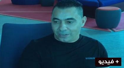 لقاء مع عبد القادر أرياف