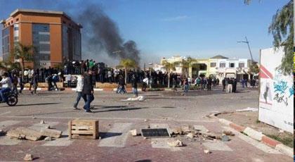 وجدة: حرب طلابية تخلف عدد كبير من الضحايا بجامعة محمد الأول