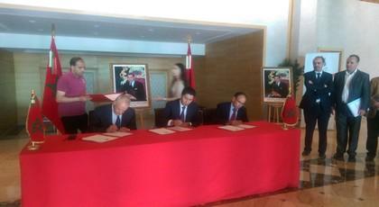 توقيع اتفاقية شراكة لربط الناظور والدار البيضاء بأثمنة تفضيلية