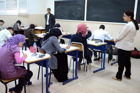 جهة الشرق.. 77 حالة غش في اختبارات الباكالوريا