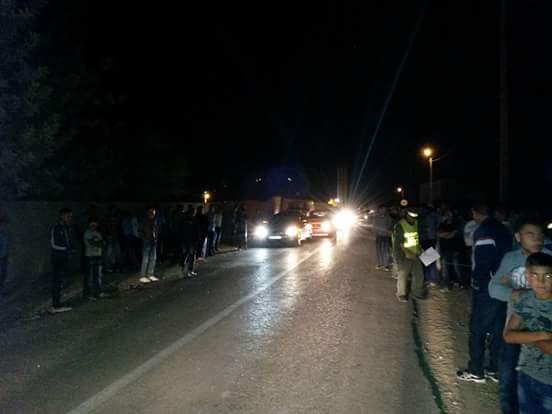 سيارة تصدم مسن كان في طريقه لصلاة العشاء و ترديه قتيلا نواحي بن طيب إقليم الدريوش