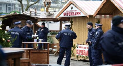 اعتداء برلين يكشف وجود اختلالات أمنية بألمانيا