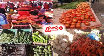 تنوع المعروضات وجودتها تغري ساكنة الريف بالتبضع من الأسواق الأسبوعية المحلية