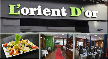 """مطعم """"لوريانت دور"""" الفاخر بالناظور يوفر أكلة """"البايا"""" كل يوم ووجبة """"الكسكس"""" كل جمعة"""